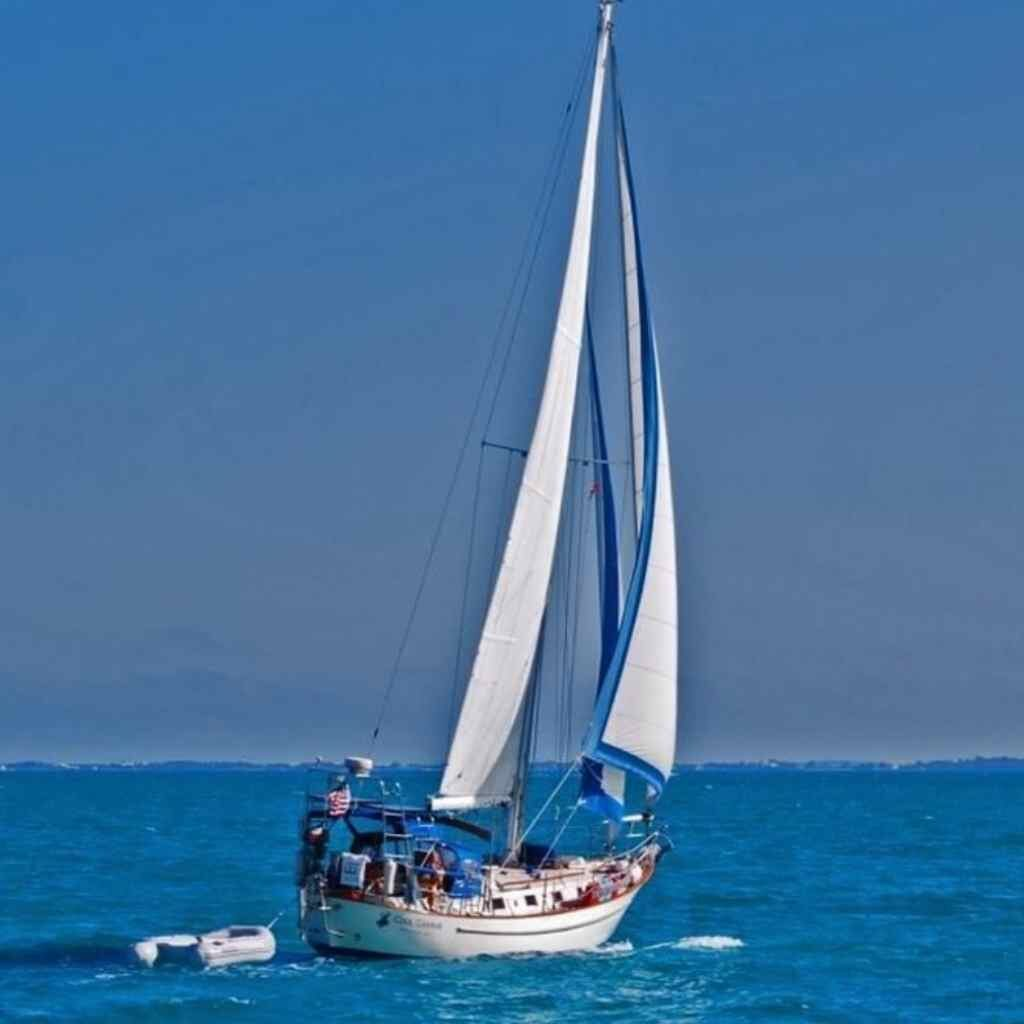 fast passage 39 single handing sailboat