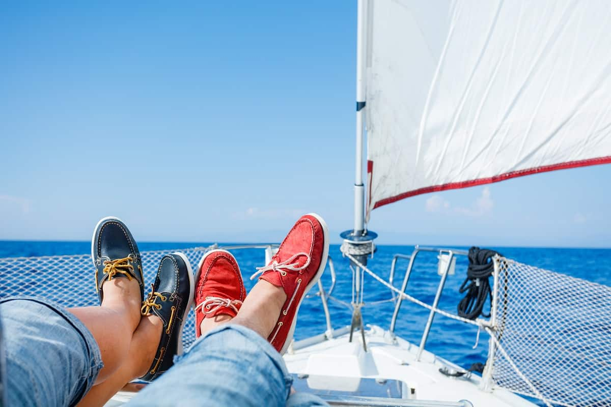 Best Shoes for Sailing - uncensoredsailing.com