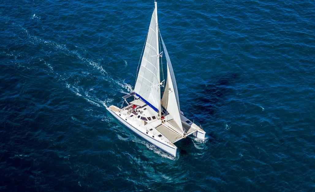 Best Catamaran Brands for Cruising