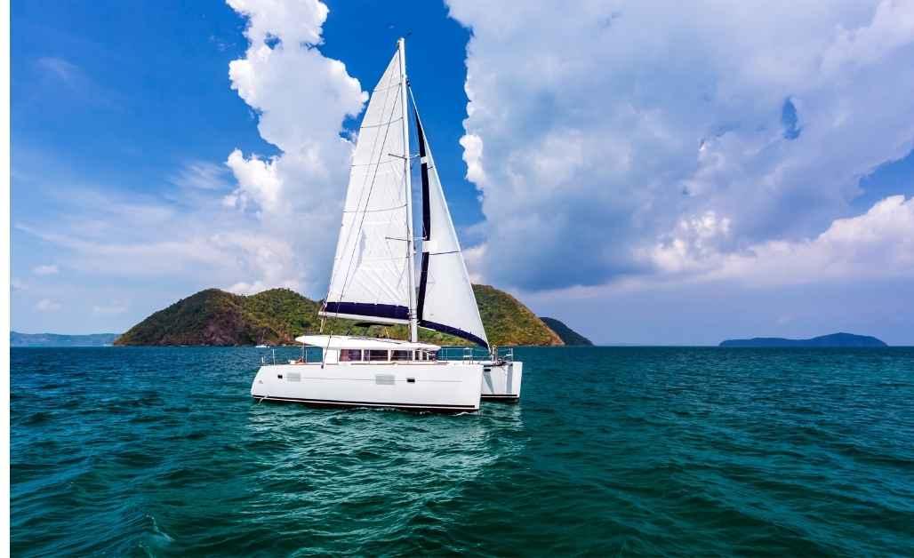 Best cruising catamaran for a couple